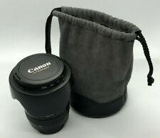 Canon EF 24-105 mm f/4 IS USM Standard Zoom Lens w/UV filter