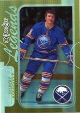 08-09 O-PEE-CHEE OPC LEGENDS GOLD #596 GILBERT PERREAULT SABRES *43247