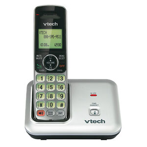 VTECH CORDLESS PHONE SYSTEM WITH CALLER ID / CALL WAITING MODEL#CS69419