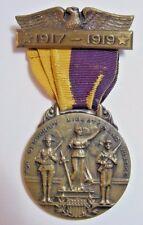 WWI-Town Medal-1919-Schenectady New York-Loyal Defenders