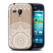 Étuis, housses et coques Samsung Galaxy S6 en bois, bambou pour téléphone mobile et assistant personnel (PDA) Samsung