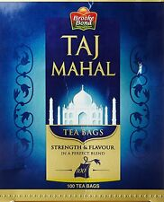 Taj Mahal Leaf Tea, 100 Tea Bags FS