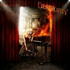 "DESTROPHY ""CRY HAVOC"" CD 10 TRACKS NEU"