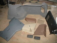 Range Rover P38 Interior Trim Panels all types & colour BREAKING P38