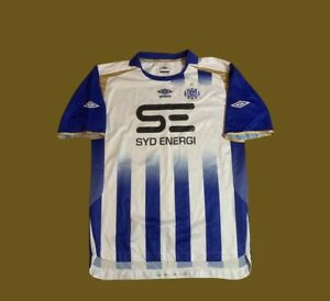 Esbjerg fB 2009-2010  home in XL size