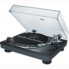 Audio-Technica ATLP120USB Professional Stereo Turntable w/ USB LP to DIG Recordi