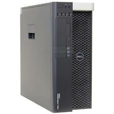 Dell Workstation Precision T3600 6C Xeon E5-1660 3,3GHz 16GB 500GB