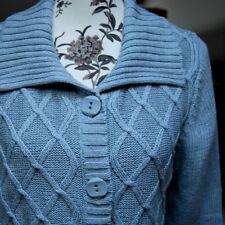 Gilet coton gris perle