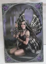 """Anne Stokes Collection Tile 8.5"""" X 11.5"""" Love Lost/Shadow Fairy ACK Nemesis Now"""
