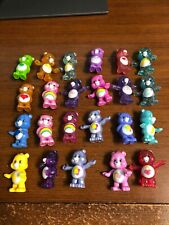 Care Bears Lot Of 23 TCFC Figurines Collection (Target Packs)