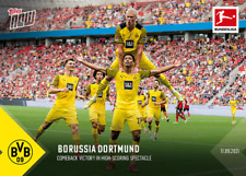 ➠ Topps Now Bundesliga 2021/22 | #24 Borussia Dortmund - Haaland (PreOrder) EN