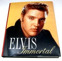 Elvis Immortal Presley Book Legends Press #6615 Special Collector's Edition