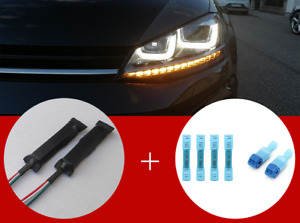US Turn Signal Blinker As Parking Lights Module With Connectors