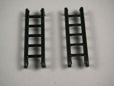 Lionel 655 Boxcar parts: LADDERS, Black, TWO Pieces, NOS, Excellent
