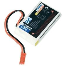 Conrad Energy Lithium Polymer Battery 3.7V/1000mAh (10C) with BEC Connector