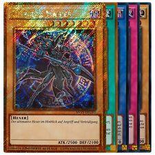 Yugioh Karten Sammlung - 20 Karten - Super-, Ultra-, Secret- und Gold Rare