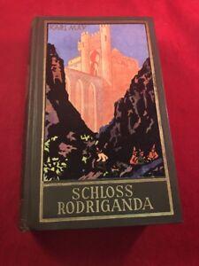 Karl May SCHLOSS RODRIGANDA Band 51 Karl May Verlag Bamberg