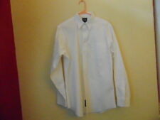 NWOT's Men's Jos. A. Bank Travelers Collection White 100% Cotton Shirt-16/35