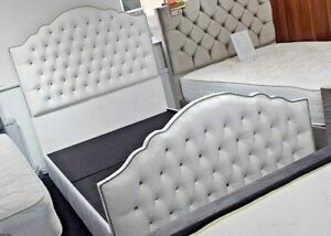 Bed Frame DOUBLE & KING SIZE FABRIC BED