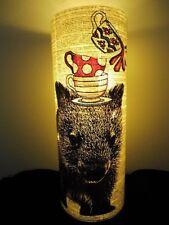 Wombat Lantern No.151, nursery night light, mood lighting, baby shower lights