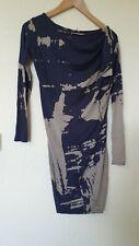 Religion Tie Dye Bleached Effect Dress Size XS 8 10