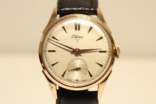 """VINTAGE CLASSIC SUB SECOND SWISS MEN'S GOLD PLATED MECHANICAL WATCH """"CERTINA"""""""