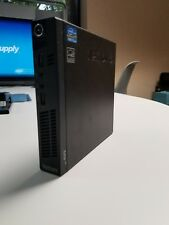 Lenovo M92p PC Desktop Mini Core i5 4GB RAM 500GB HDD