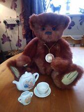 Charlie bear Sammi - Jo . .A Gorgeous Rare and Htf Early Growler Bear. Bargain