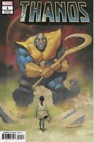Thanos Comic Issue 1 Limited Variant Modern Age First Print 2019 Tini Howard .