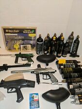 Paintball Markers Guns Cylinders CO-2 Hoppers 45 #'s Brass Eagle Stryker Spyder