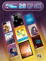 20 Top Hits, Paperback by Hal Leonard Publishing Corporation (COR), Brand New...