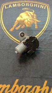 LAMBORGHINI HURACAN PASSENGER RIGHT SIDE WINDSHIELD WIPER MOTOR OEM 4T1955023A