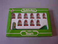 Subbuteo L/W Hand Painted Chechoslovakia in Ref Box 231 Original