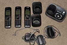 Panasonic 6.0 Plus Phone cord less energy star call 3 phones
