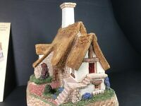 David Winter Cottages Griseldas Cottage. Pilgrams Way Box Coa New