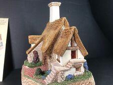 David Winter Cottages Griseldas Cottage. Pilgrams Way Box Coa New