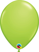 "LATEX 16""(40CM) STANDARD LIME GREEN PACK OF 50 QUALATEX BALLOONS PARTY SUPPLIES"