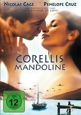 Corellis Mandoline von John Madden | DVD | Zustand sehr gut