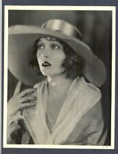 MARVELOUS PORTRAIT OF CORINNE GRIFFITH BY CARSEY - NEAR MINT COND SILENT ERA SIL