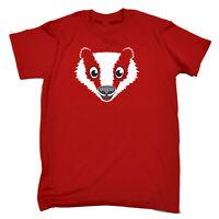 Funny Kids Childrens T-Shirt tee TShirt - Am Badger