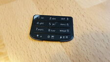 NEU & ORIGINAL Tastatur / Zahlenblock für Nokia 6700 classic in schwarz