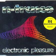 N-Trance Electronic Pleasure (1996) [Maxi-CD]