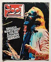 CIAO 2001 4-1978 DAVID BOWIE - SUPERTRAMP - KISS - GRACE JONES - JACKSON BROWNE