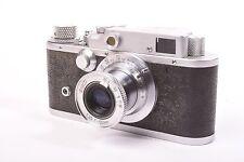 Shanghai 58, leica copy, rangefinder camera with f/3.5 - 50mm.