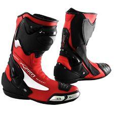 Bota Zapato Calzado Piel Moto Race Racing Sport Pista Técnico