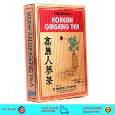 Anti Stress Korean Ginseng Extract Ginseng Root Tea 3g x 100 Bags