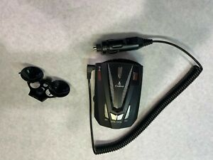 Cobra XRS 9570 360° 14 Band Digital Radar Laser Detector