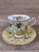 PARAGON Ming Oriental Series Tea Cup and Saucer