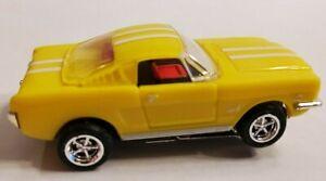 MUSTANG 2+2, HO Slot Car CRAIG RIMS &TIRES, & ULTRA G CHASSIS