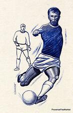 COUPE DU MONDE FOOTBALL FRANCE Document Philatélique Officiel 1582